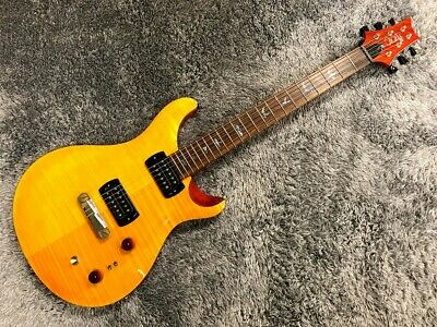 Paul Reed Smith Prs Se Paul'S Guitar Amber Guitar *Zve746 • 1,062.21£