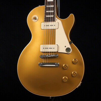 Gibson Les Paul Standard '50S P-90 Gold Top Guitar *Ywj356 • 2,487.27£