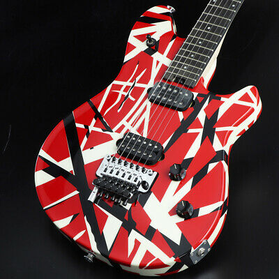 Evh Wolfgang Special Red Black And White Stripes �áSn: Wg187972M�â *Eic660 • 1,857.13£
