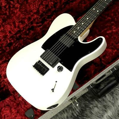 Used Fender Mexico Jim Root Telecaster Flat White Guitar *Qht680 • 1,188.68£