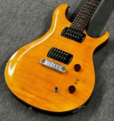 Paul Reed Smith Prs Se Paul'S Guitar Amber Guitar *Emv926 • 1,235.67£