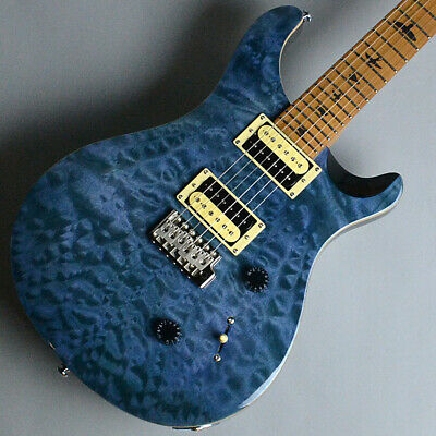 Paul Reed Smith Prs Se Custom 24 Roasted Maple Limited Whale Blue Wb *Hpo986 • 955.64£