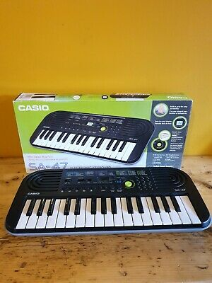 Casio SA-47 Keyboard - Excellent Condition - Fully Tested And Working. • 35£