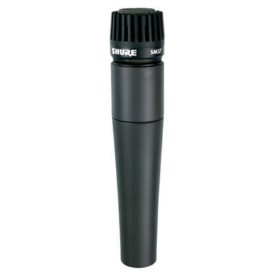 Shure SM-57 Cardioid Dynamic Instrument Microphone • 74.19£