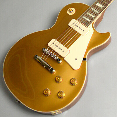 Used Gibson Les Paul Standard '50S P90 Top Guitar *Val641 • 1,848.68£