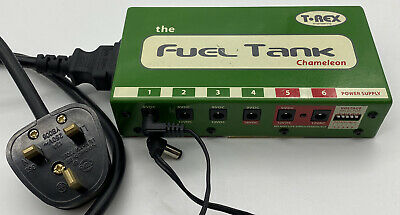 T.REX The Fuel Tank Chameleon Power Supply Guitar Pedal Board | Fast Shipping • 74.95£