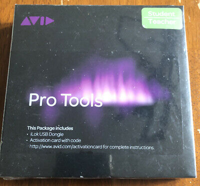 Avid Protools Sofware Annual Upgrade And Support Plan //must Be Student/teacher • 224.79£