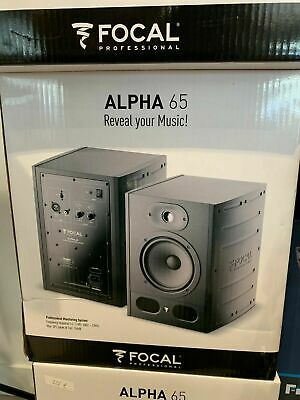 Focal Alpha 65 Pro Monitor • 217.61£
