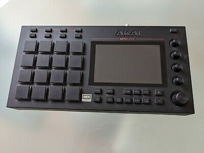 AKAI MPC Live - Good Condition - 250GB HDD • 600£
