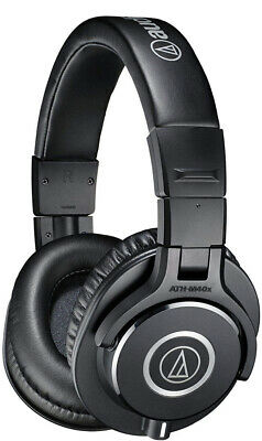 Audio-Technica ATH-M40X Professional Studio Monitor Over-ear With Free Postage • 100£