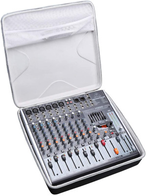Aproca Hard Storage Case For Behringer X1222USB Xenyx 16 Input 2/2 Bus Mixer • 41£