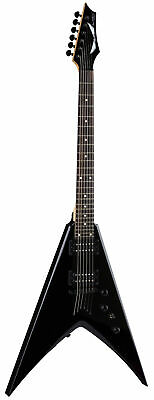 Dean V Dave Mustaine Bolt-On Classic Black Electric Guitar VMNTX CBK • 246.53£