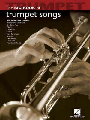 The Big Book Of Trumpet Songs (Big Book (Hal Leonard)) By Hal Leonard Corp • 11.54£