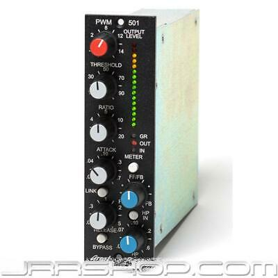 Great River Electronics PWM-501 500-series Compressor/Limiter - Free Overnight S • 604.20£