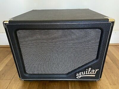 Aguilar SL112 Bass Cab Cabinet W/ Cover 11kg SUPER  LIGHT - 12  Neo - RRP £750 • 639£