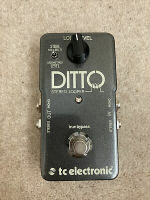 Ditto Stereo Looper TC Electronic • 21.20£