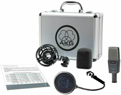 AKG C414XLS Reference Multipattern Condenser Microphone