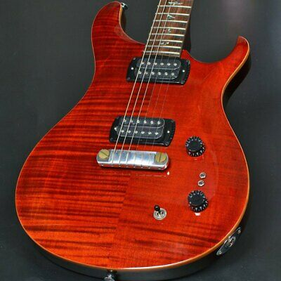 Paul Reed Smith Prs Se Paul'S Guitar Fire Red Guitar *Qrv284 • 1,008.55£