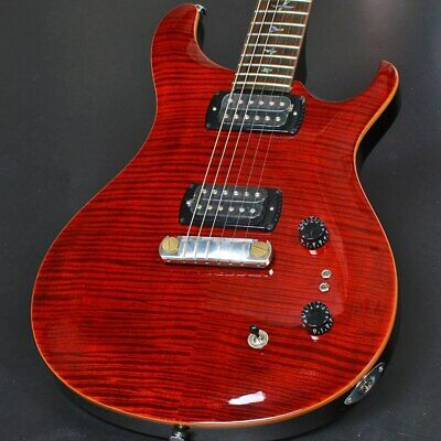 Paul Reed Smith Prs Se Paul'S Guitar Fire Red Guitar *Lqt371 • 1,008.55£