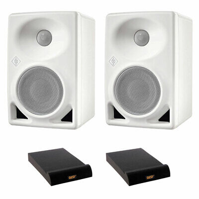 Neumann KH 80 DSP 4   Active 2-Way Studio Monitor White, (Pair) W/ 2x Pad • 708.90£