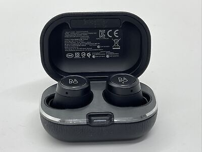 O735 Bang & Olufsen BeoPlay E8 2.0 Truly Wireless Earbuds - Black - Stunning • 41£