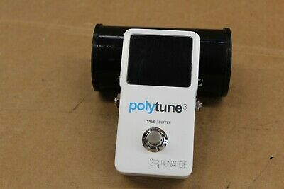 TC Electronic Polytune 3 Mini Guitar Tuner Pedal • 40.07£