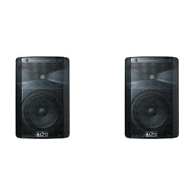 ALTO TX208 Active Powered PA DJ Speakers PAIR New Boxed • 198£