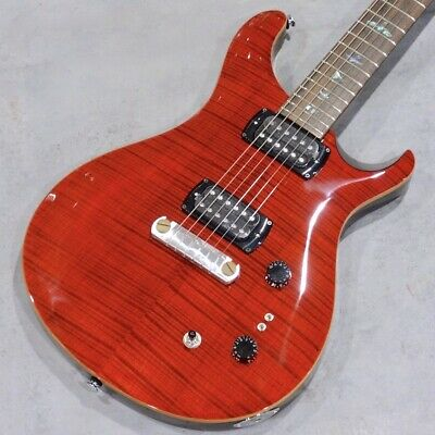 Paul Reed Smith Prs Se Paul'S Guitar Fire Red Guitar *Yoc424 • 1,162.22£
