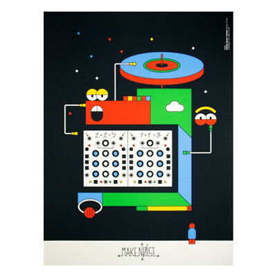 Make Noise Print - Maths • 13.99£