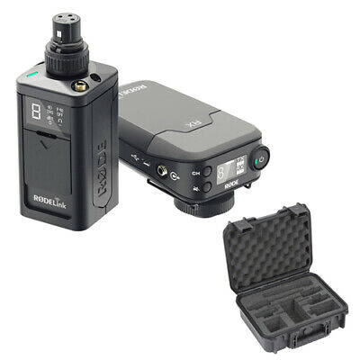 Rode RODELink Newsshooter Kit Digital Wireless System With Case For 2 ENG System • 361.79£