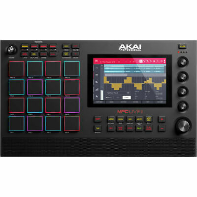 Akai Professional MPC Live II Standalone Sampler And Sequencer Music Production • 919.68£