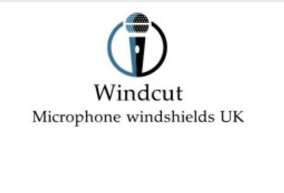 Windcut Windscreen Windshield Furry Fit AKG P170 • 12£
