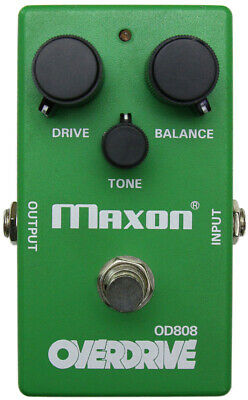 MAXON 40th ANNIVERSARY CATALINBREAD MODIFIED OVERDRIVE OD808-40C, NEW • 151.30£