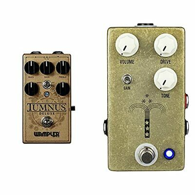 Wampler Tumnus V2 Overdrive & Boost Guitar Effects Pedal • 211.28£