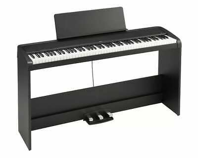 Korg B2SP Digital Piano With Stand, Black • 519£