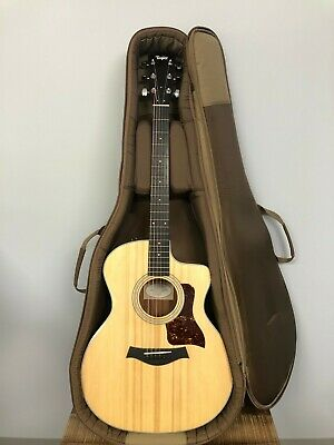Taylor 214ce Grand Auditorium Acoustic Guitar Koa/Sitka With Hard Case BRAND NEW • 693.89£