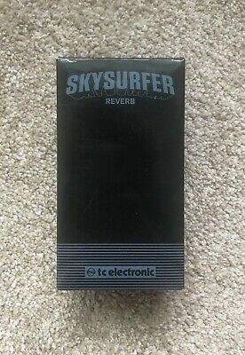 TC Electronic Skysurfer Reverb Effect Pedal • 56.66£