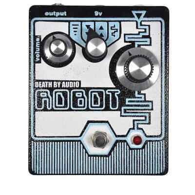 Death By Audio Robot - Effects Pitch Transpose