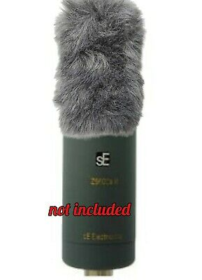 windcut windshield fit sE Electronics Z 5600a MKII Condenser Microphone