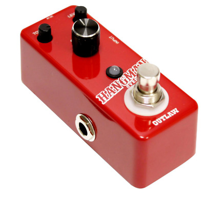 Outlaw Effects Hangman Guitar Overdrive Pedal • 33.35£