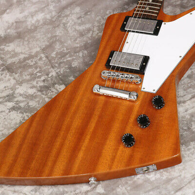 Used Gibson Explorer 2020 Antique Natural Guitar *Cko398 • 1,233.57£
