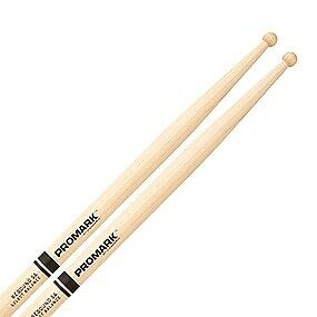 Promark Rebound 5A Maple Wood Tipped Drumsticks • 7.91£