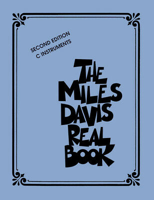 The Miles Davis Real Book - Second Edition  C Instruments  Book [Softcover]