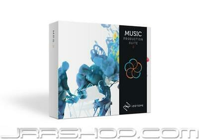 iZotope Music Production Suite 3 Upgrade from O8N2, Music Production Bundle, RX