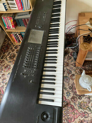 Korg KRONOS 88 WORKSTATION + Two Pedals And Stand • 1,500£
