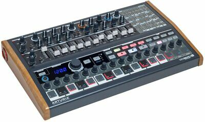 Arturia MiniBrute 2S Semi-modular Analog Sequencing Synthesizer Japanese Black • 395.55£