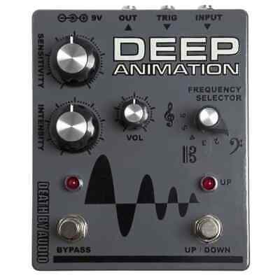 Death By Audio Deep Animation Envelope Filter