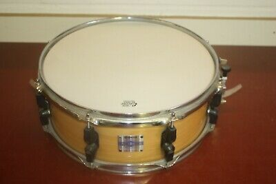 Yamaha Stage Custom Advantage Nouveau 14in x 5in Snare Drum Natural Lacquered
