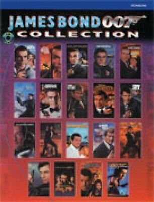 Alfred Publishing 00-IFM0034CD James Bond 007 Collection - Music Book