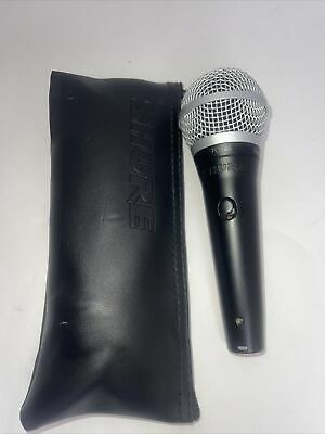 SHURE PGA48 Dynamic Microphone Only
